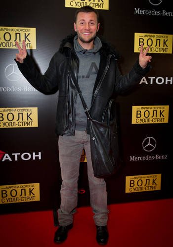 В киноцентре «Октябрь» прошла грандиозная российская премьера фильма-номинанта на премию «Оскар-2014» «Волк с Уолл-стрит»