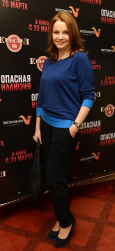 """В Москве прошла премьера фильма """"Опасная иллюзия"""""""