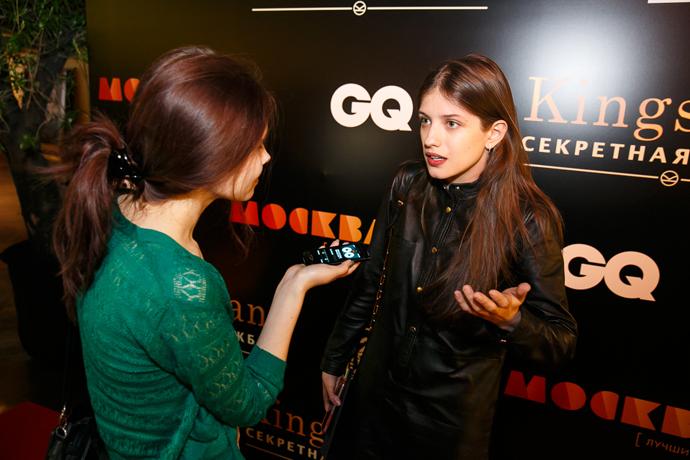 Российская премьера кинократины «Kingsman: Секретная Служба» в кинотеатре Москва
