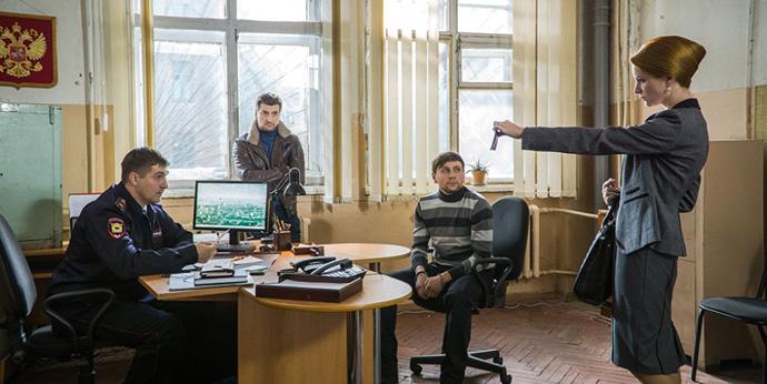 На НТВ премьера - 9 сезон сериала «Ментовские войны»