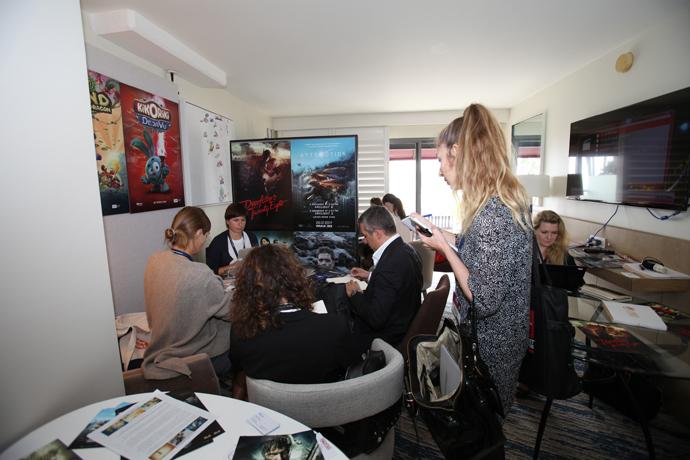 В Лос-Анджелесе (Калифорния) завершился 37-й Американский Международный Кинорынок - American Film Market (AFM)